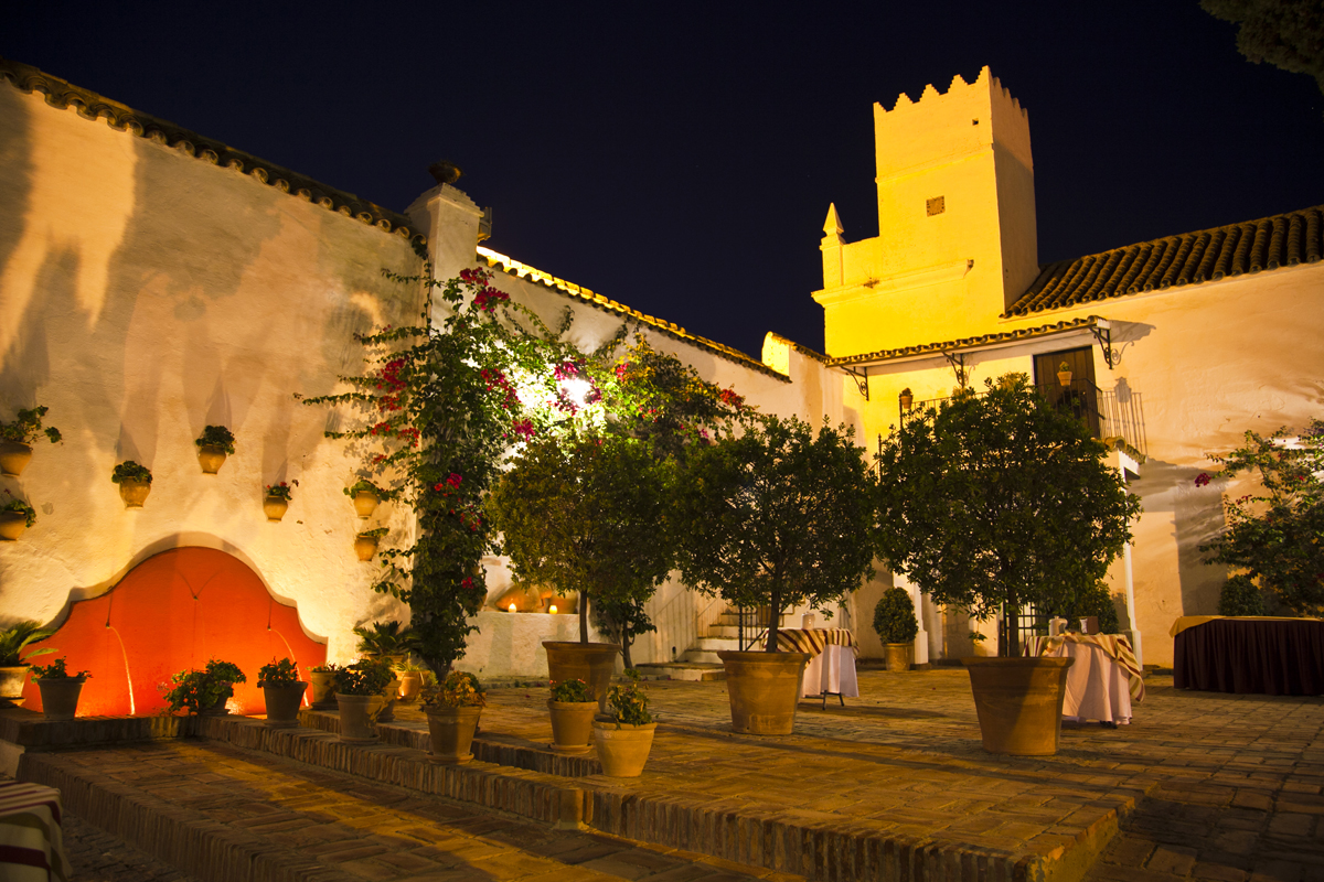 Hacienda para bodas en Sevilla, en Alcalá de Guadaira