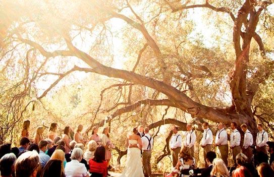 Eligiendo un lugar donde celebrar nuestra boda