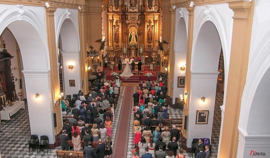 Elegir la mejor iglesia para una boda religiosa