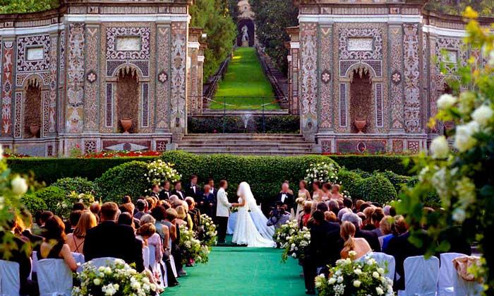 Elegir el mejor lugar en el que celebrar una boda