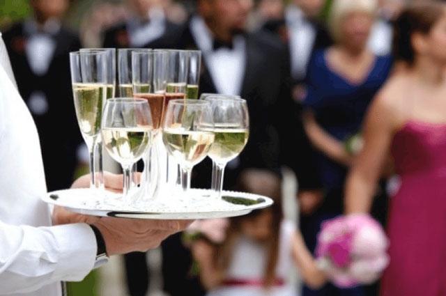 La duración correcta del cóctel de vuestra boda