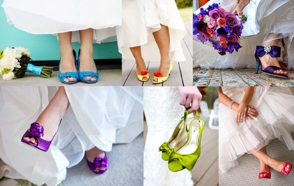 Cómo elegir los zapatos para tu boda