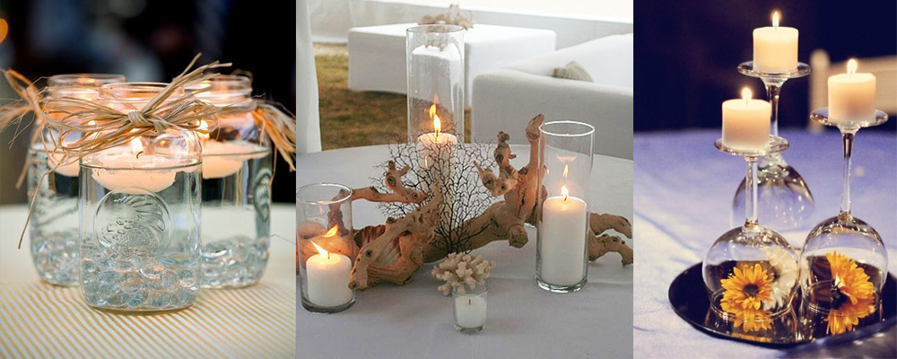 detalle boda velas