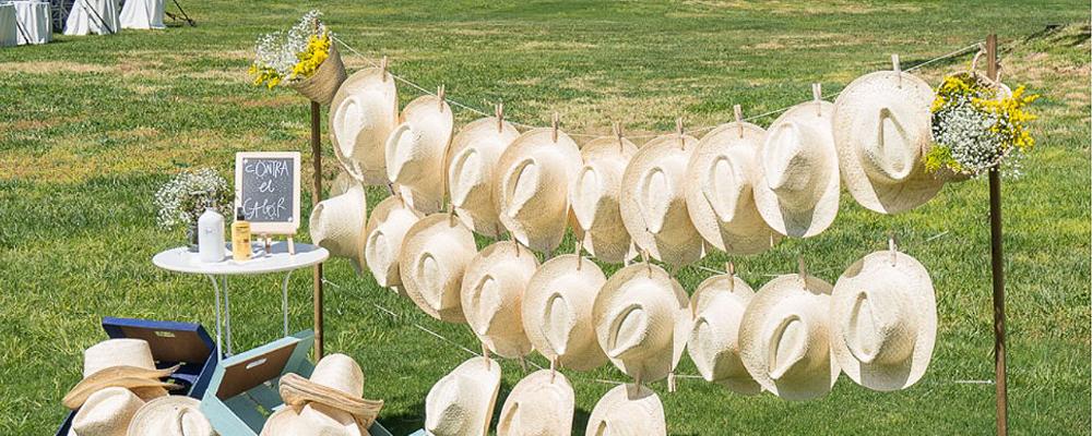 Lo mejor de una boda en agosto