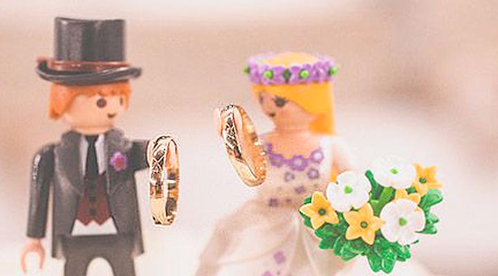 ¡Sí quiero! Diseños de anillos especiales