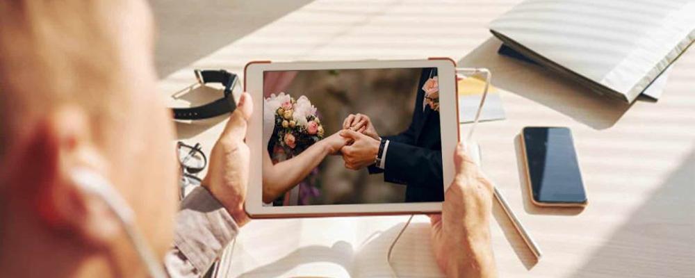 Me caso en casa: las bodas del confinamiento.